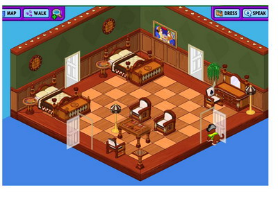 Classic Game Room 1