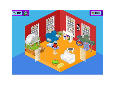 Cookie's Room