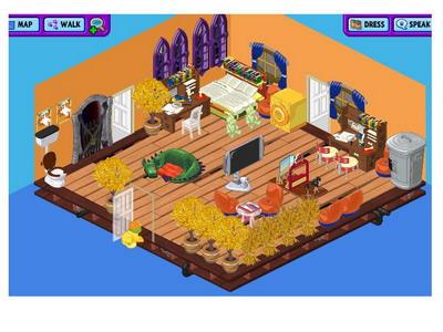 Fall Room
