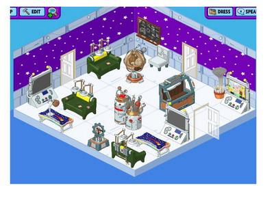 lab lounge