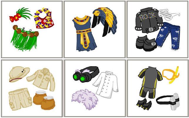 december webkinz - Webkinz Halloween Costumes