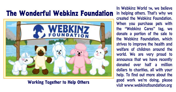 Webkinz estore fire fawn pet gymbo 39 s webkinz blog for Ainbowray canape