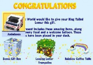 lemurgift