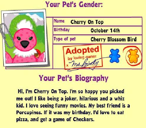 cherrybird
