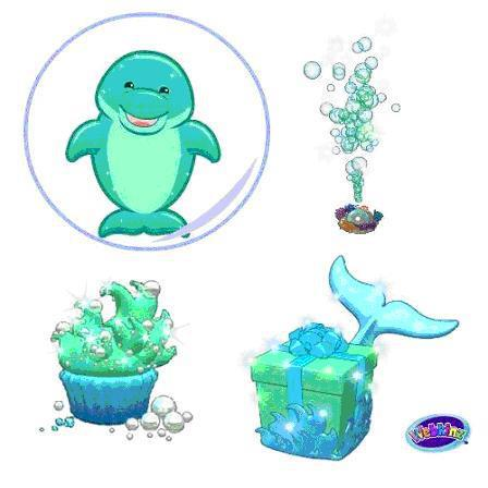 seafoamsparkledolphin