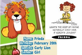 FriedaCurlyLion