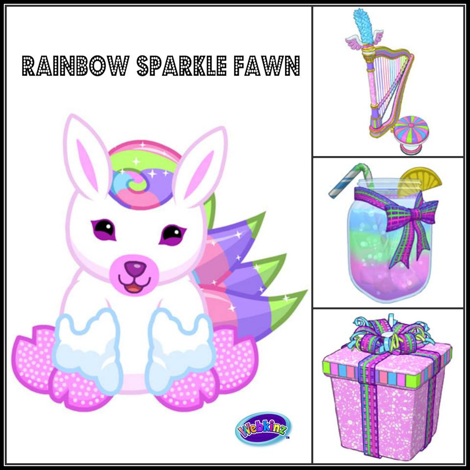 rainbowsparklefawn