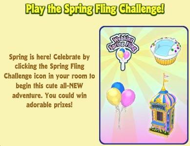 SpringFlingChallenge