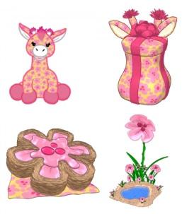 BlossomGiraffe