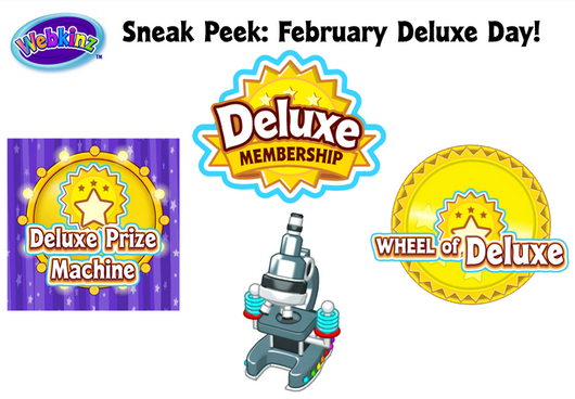 February Deluxe Day