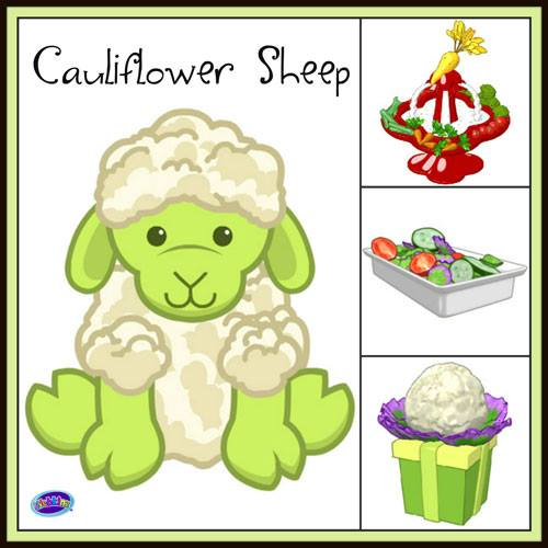 Cauliflower Sheep