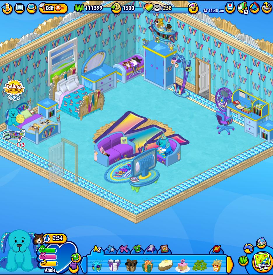 Webkinz-X-Room