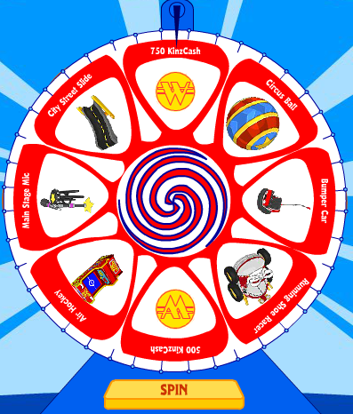 Days of Play Super Wheel