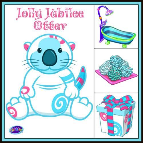 Jolly Jubilee Otter