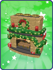 DeluxeDay_MistletoeMantleFireplace