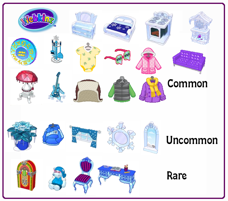 find the rockerz lion 5 times around webkinz newz and you will win a random prize from the january prize poolincluding a brand new piece of furniture - Webkinz Halloween Costumes