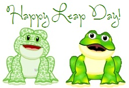 LeapDayFrogs