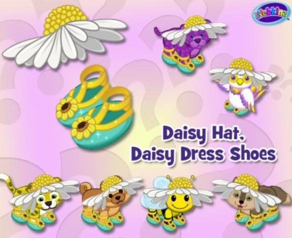 daisyhatdressshoes