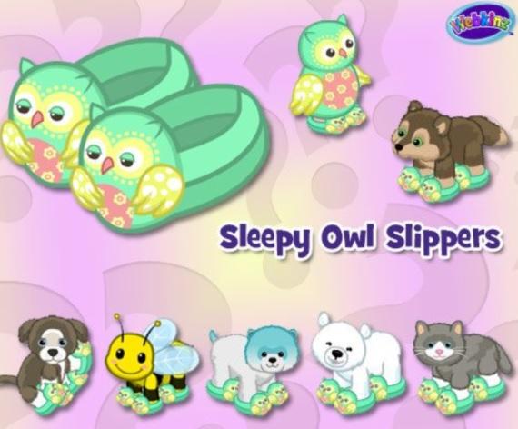 sleepyowlslippers