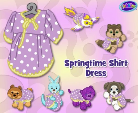springtimeshirtdress