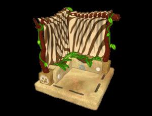 prehistoricshower
