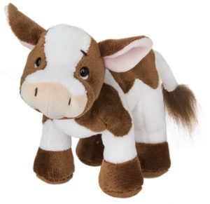 ChocolateMilkCowPlush