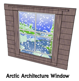 arcticarchitecturewindow